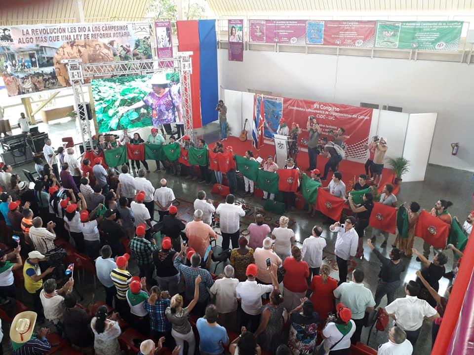 Declaración de los Derechos Campesinos surge de las luchas de La Vía Campesina