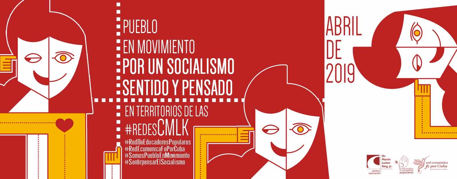 JOrnada Por un socialismo sentido y pnesado